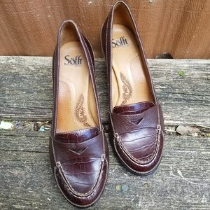 Shoes from sofft